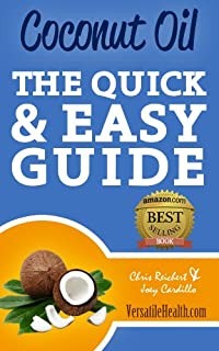 (FREE on 10/14) Coconut Oil: The Quick & Easy Guide by Joey Cardillo - http://eBooksHabit.com