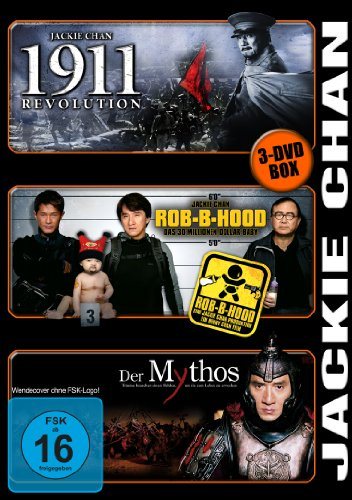 Jackie Chan Box [3 DVDs]