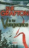 Sue Grafton V is for Vengeance
