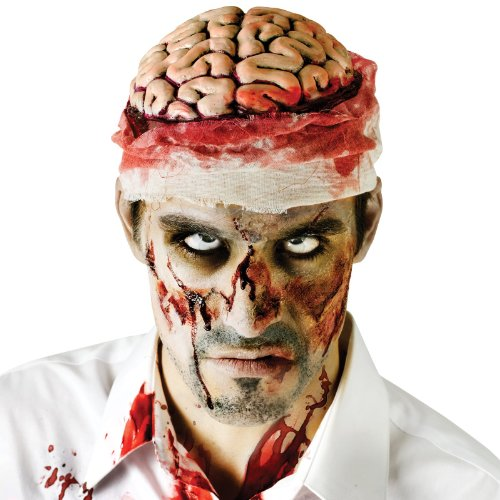 Zombie Bloody Brain Headpiece