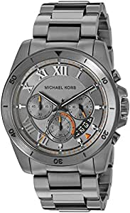 Michael Kors Men's Brecken Gunmetal Watch MK8465