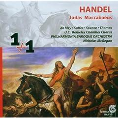 �w���f��: �I���g���I�u�}�J�x�E�X�̃��_�v(Handel: Judas Maccabaeus)