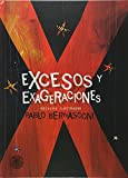 img - for EXCESOS Y EXAGERACIONES (TAPA DURA) book / textbook / text book