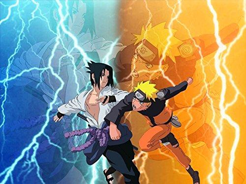 Road to Ninja Naruto the Movie (32x24 inch, 80x60 cm) Silk Poster Seta Manifesto PJ1C-2CBE