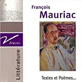 img - for Fran ois Mauriac : Textes et Po mes book / textbook / text book