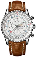 Breitling Navitimer World GMT Mens Watch A2432212/G571 from Breitling