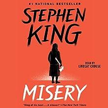 Misery | Livre audio Auteur(s) : Stephen King Narrateur(s) : Lindsay Crouse