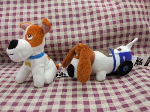 [Movie The secret life of pets MAX Dalmatian Dog 3.5