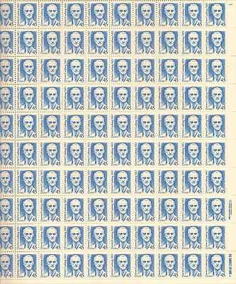 Harvey Chusing MD Sheet of 100 x 45 Cent US Postage Stamps NEW Scot 2188