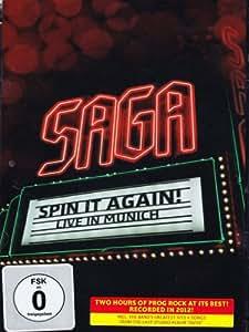 Saga - Spin It Again - Live in Munich
