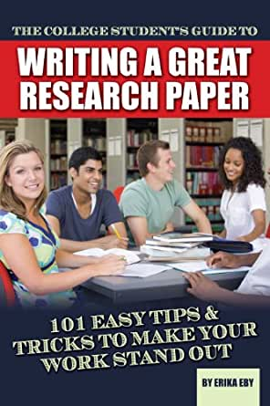 writing research papers lester ebook