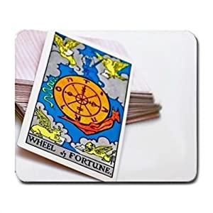 Tarot Cards Deck New Age Wiccan Mouse Mat Pad Mousepad