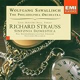 Strauss: Sinfonia Domestica/Till Eulenspiegels Lustige Streiche/Festliches Praludium