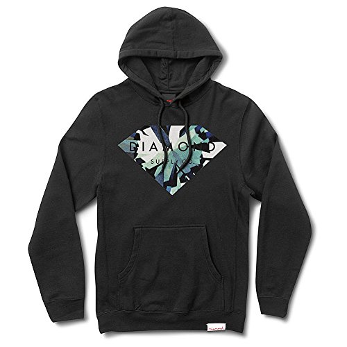 diamond-supply-co-mens-simplicity-brilliant-pullover-hoodie-black
