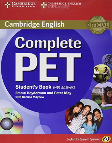 COMPLETE PET descarga pdf epub mobi fb2