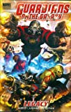img - for Guardians Of Galaxy Premiere HC Vol 01 Legacy book / textbook / text book