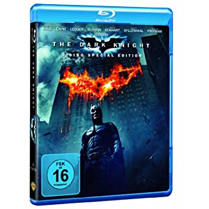 The Dark Knight - 2-Disc Special Edition [Blu-ray]