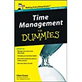 Time Management for Dummies (UK Edition)by Clare Evans