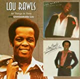 echange, troc Lou Rawls - All Things In Time - Unmistakably Lou