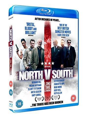 North V South: Long Time Coming - Blu Ray [Blu-ray]