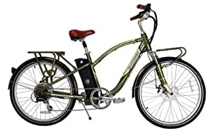 Emoto Daytona Electric Cruiser Bike