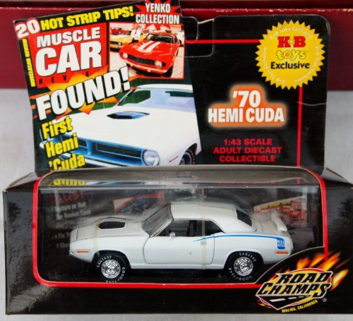 Kb Toys Exclusive 70 Hemi Cuda - 1
