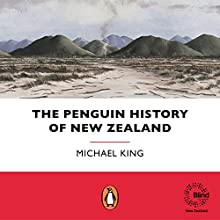 The Penguin History of New Zealand Audiobook by Michael King Narrated by Rosemary Ronald