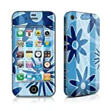Apple iPhone 4用スキンシール【Blue Razz】