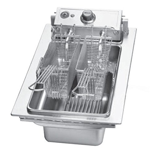 Wells F-556 15-lb Drop-In Electric Fryer, 240v/1ph, Each (Drop In Fryer compare prices)