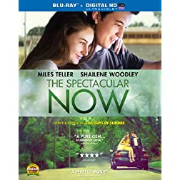 Spectacular Now [Blu-ray]