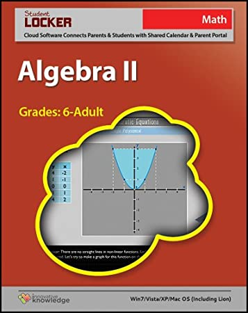 Math- Algebra II for Mac [Download]