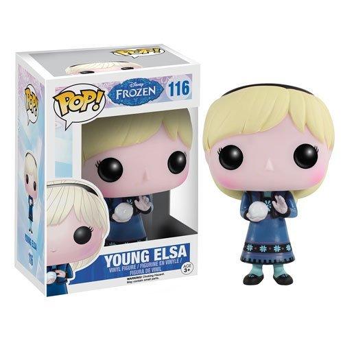 NEW Disney Frozen Young Elsa Pop! Vinyl Figure 116 - 1