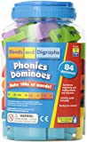 Educational Insights Phonics Dominoes Blends & Digraphs