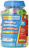 Educational Insights Phonics Dominoes Blends and Digraphs