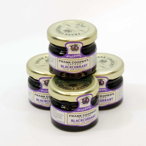 Frank Cooper's Oxford English Blackcurrant Jam,