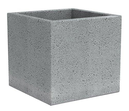 scheurich-c-cube-pflanzgefass-stony-grey-oe-30-cm-hohe-28-cm