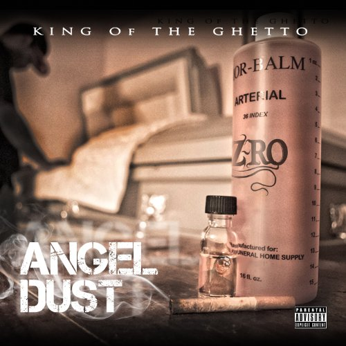 Z Ro   Angel Dust (2012) (MP3) [Album]