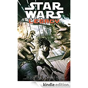 Star Wars: Legacy II Volume 2: Outcasts of the Broken Ring (Star Wars..)