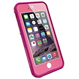 LifeProof iPhone 6 – Fre Series – Power Pink (Light Rose/ Dark Rose)