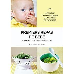 Premiers repas pour bébé