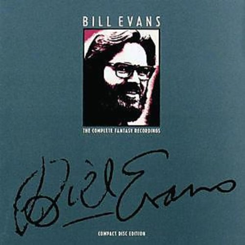 Bill Evans – The Complete Fantasy Recordings (9CD Box Set) (1989) [FLAC]