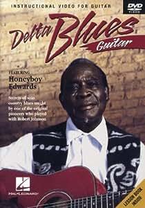 Delta Blues Guitar [DVD]
