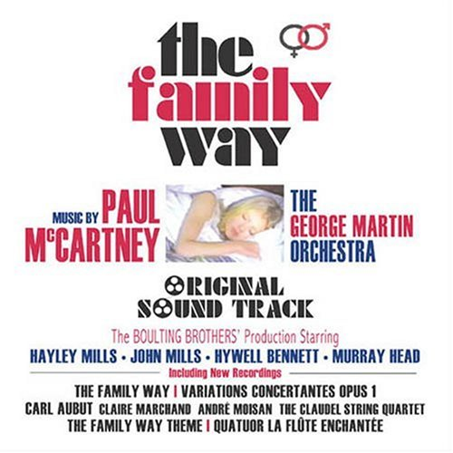 Paul McCartney - The Family Way [Soundtrack] - Zortam Music