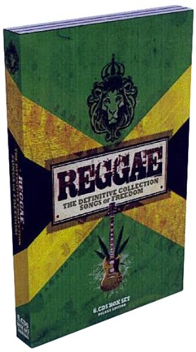 Reggae - Songs of Freedom (Can Box Music compare prices)