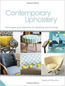 Modern upholstery techniques pdf