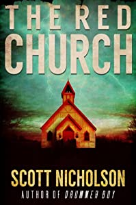 The Red Church: A Supernatural Thriller by Scott Nicholson ebook deal