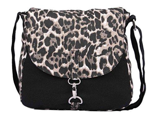 Vogue-Tree-Womens-Black-Sling-Bag-Black-Handbag-Tigerblk