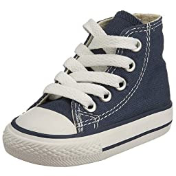 Converse Boys\' Youths Chuck Taylor Allstar Hi Navy - 2 M US Little Kid