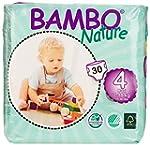 Bambo Nature Premium Baby Diapers, Ma...