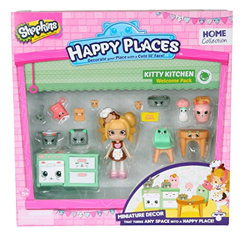 Welcome Pack - Kitty Kitschy